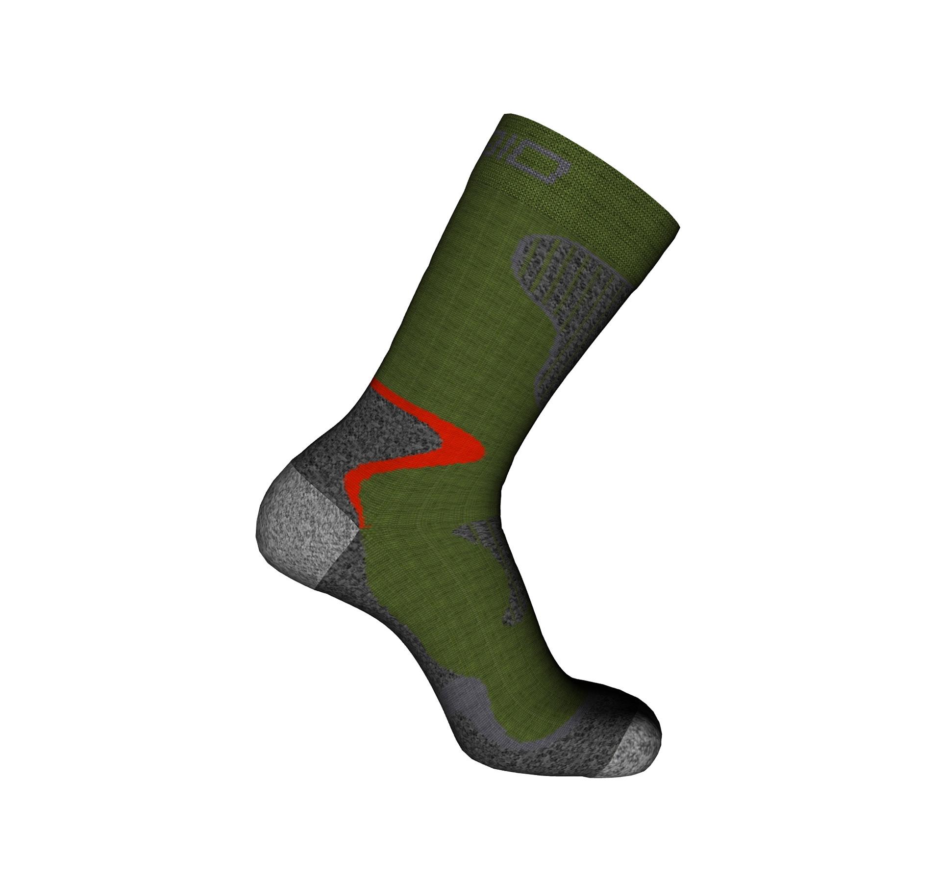 Hunting and fishing socks