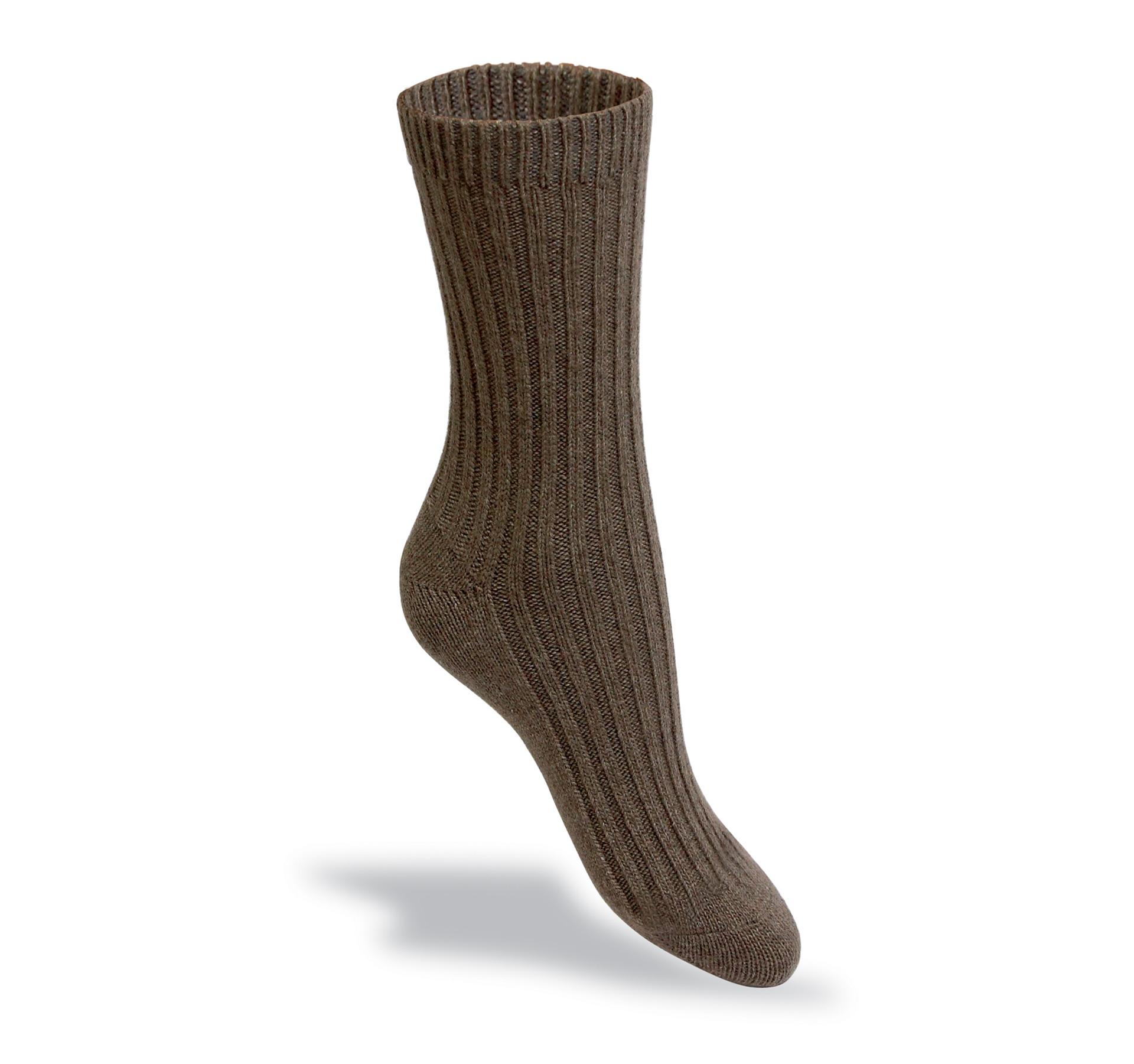 calza donna lana