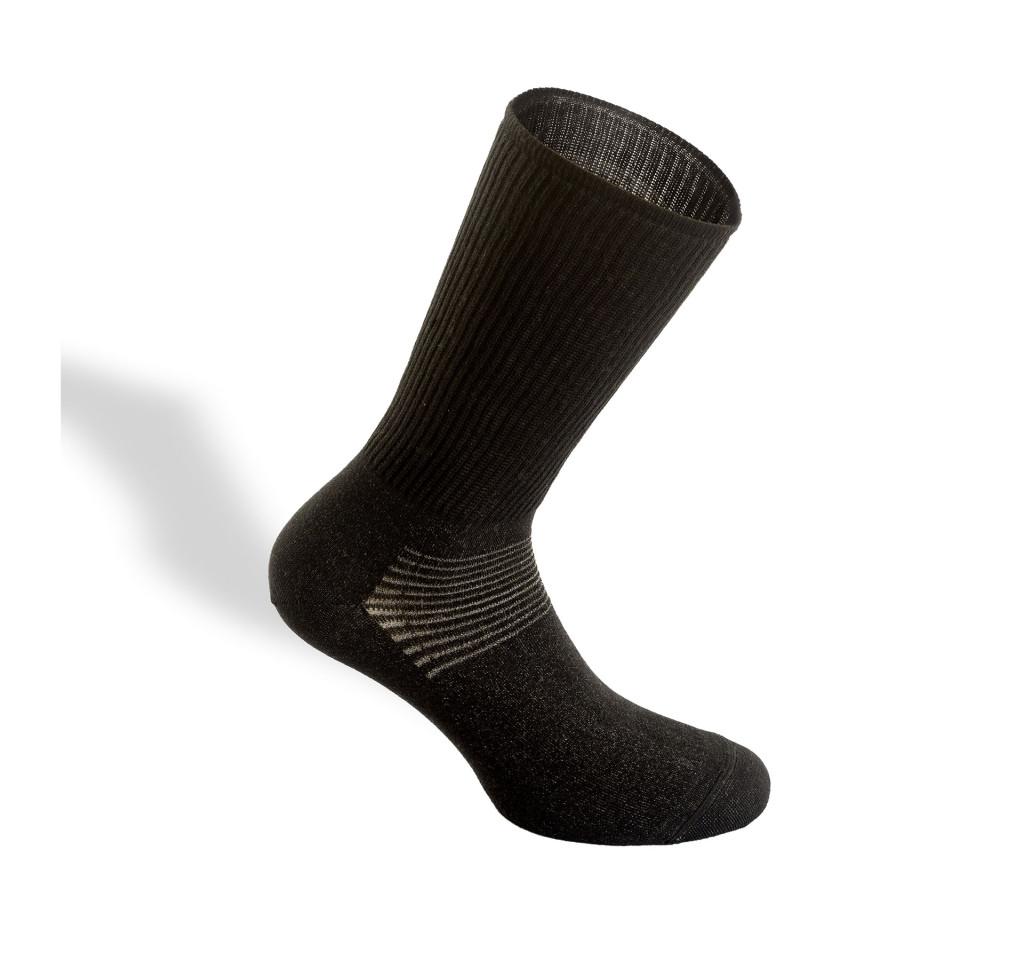 calze in fibra d'argento