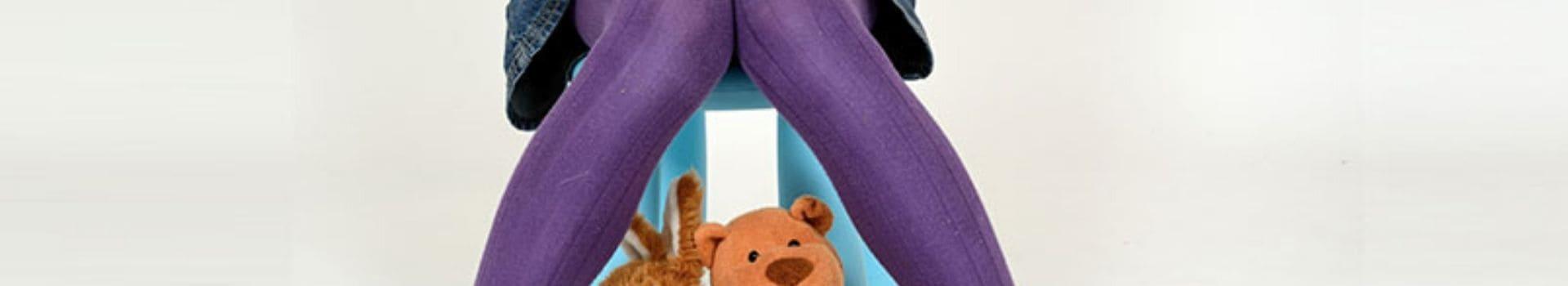 produzione calze collant per bambini