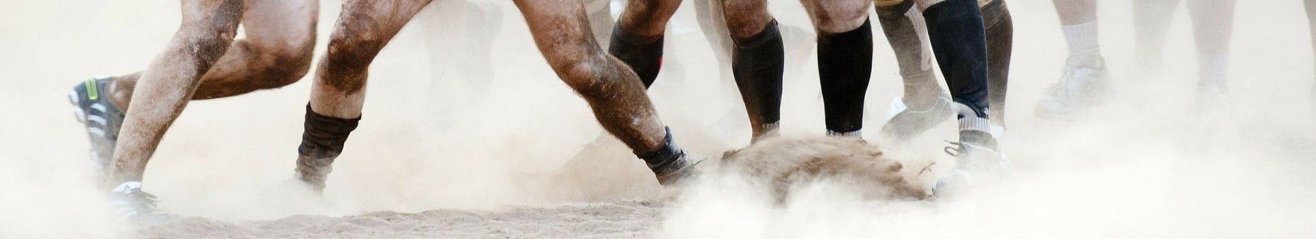 produzione calze da rugby