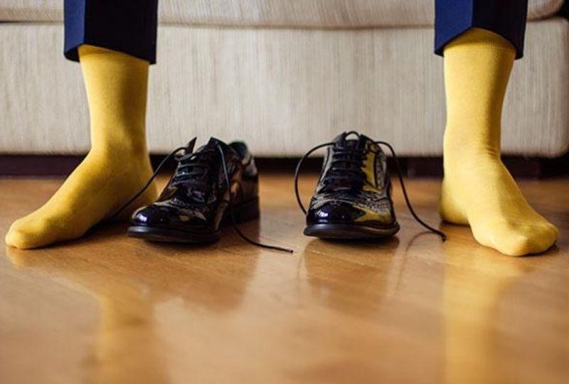 produzione calze da uomo calze beneduci