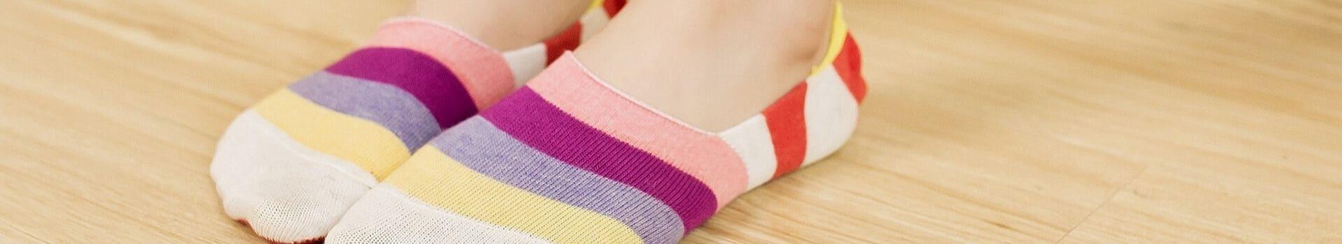 produzione calze fantasmino donna