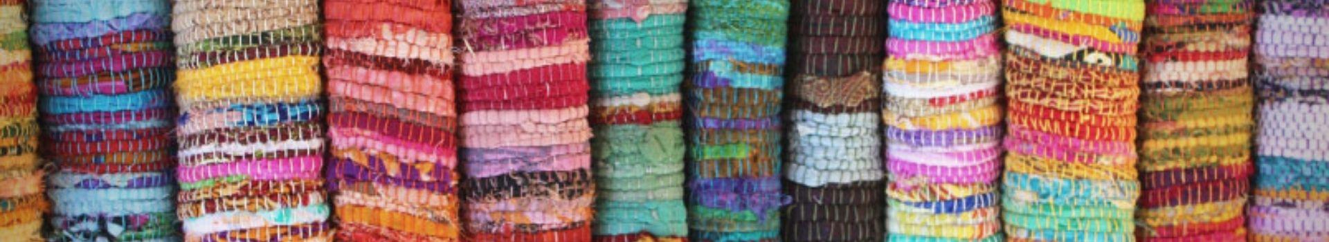 produzione calze fibra riciclata