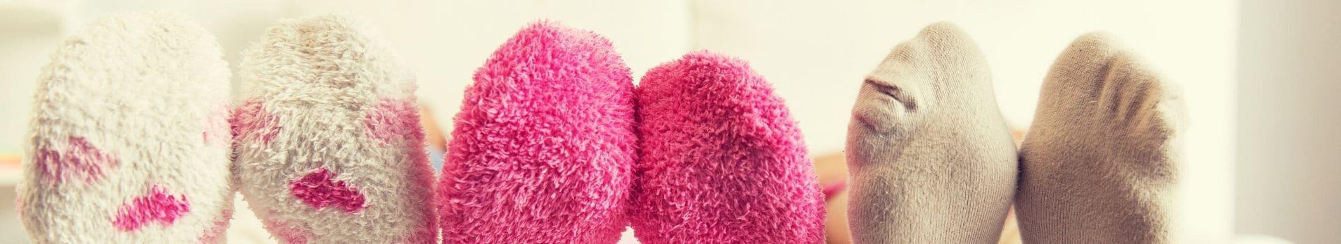 produzione calze per bambini